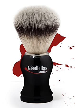 Pennello da Barba Silvertip Badger - Goodfellas' Smile