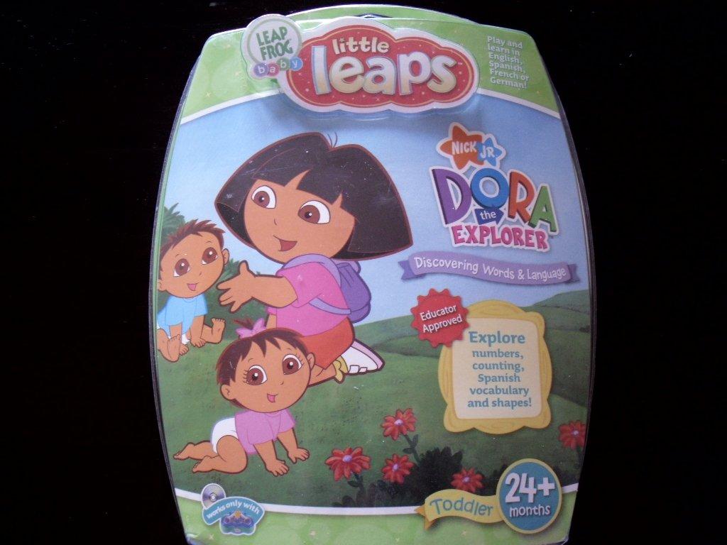 Little Leaps SW: Dora Toddler Talk by Dora the Explorer