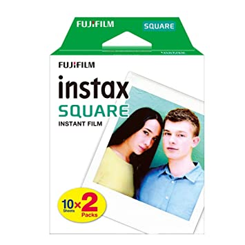 Amazon.com : Labyrinen FujiFilm Instax Square Instant Film 2 ...