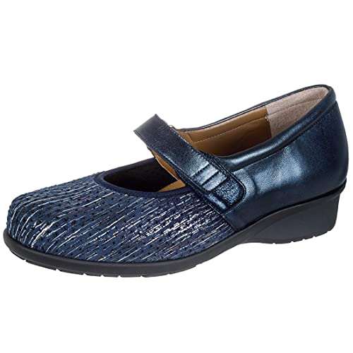 80b9a7cedcf2 Alviflex - Zapatos Mujer Ancho Especial con Plantillas extraibles ...