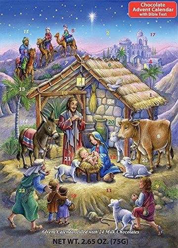 Peaceful Prince Chocolate Advent Calendar, 2.65 -