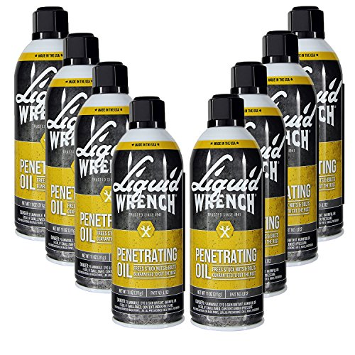 Liquid Wrench L112-12PK Liquid Wrench Penetrating Oil (12/11Oz) by Liquid Wrench (Image #5)