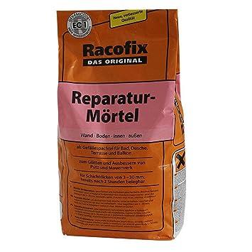 Racofix Reparaturmortel 5 Kg Zur Abdichtung Spachtelmasse Innen