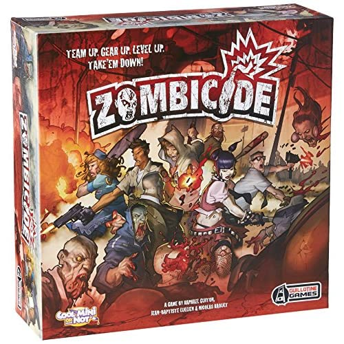 Guillotine Games GUG00001- Zombicide