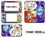 Vanknight Vinyl Decals Skin Sticker for the New Nintendo 3DS XL 2015