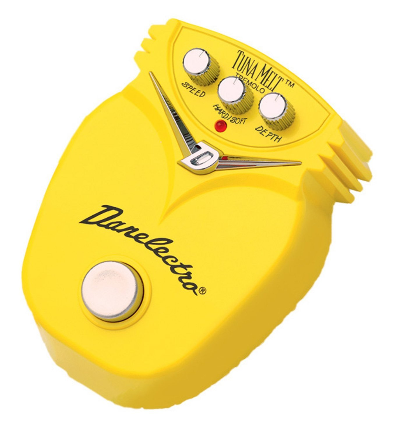 Danelectro DJ-5C Tuna Melt Tremolo Mini Effects Pedal Evets Cororation