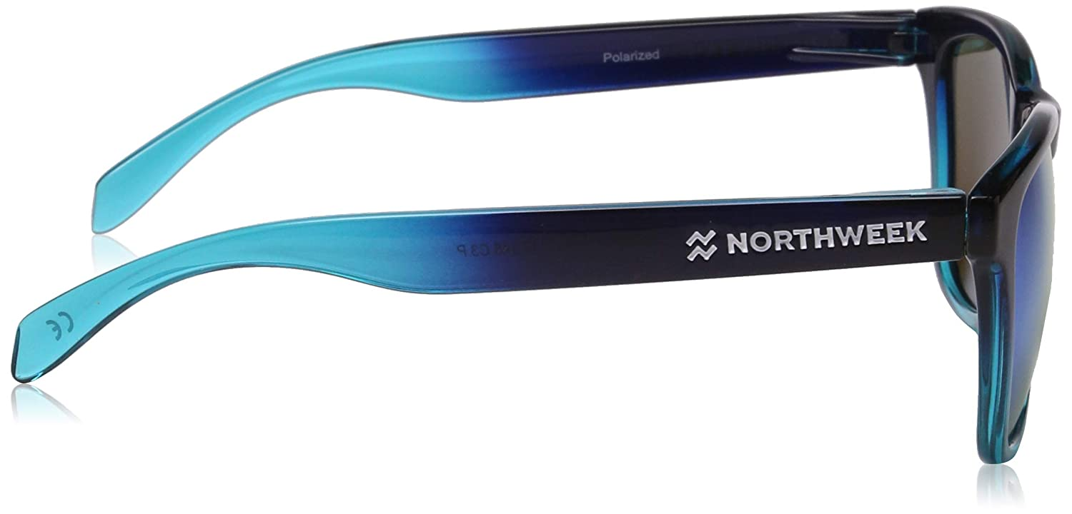 NORTHWEEK Gradiant Crystal, Gafas de sol, azul (Blue), 52: Amazon.es: Ropa y accesorios