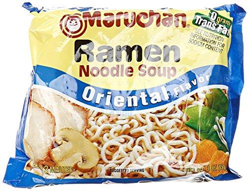 (Maruchan Ramen Oriental 3oz  (24 pk))