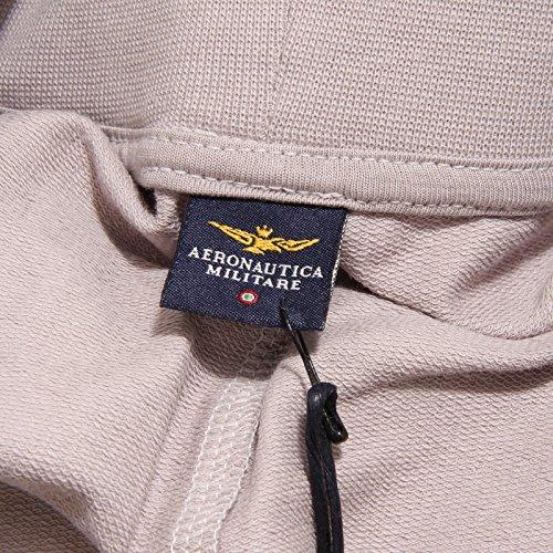 Uomo 0314u Short Grigio Sweatpant Hombres Militare Tuta Gris Shorts Aeronautica BHpxqp