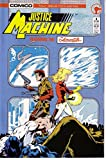 JUSTICE MACHINE #4, VF/NM, Elementals, Comico, 1986 more in store