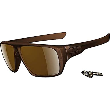 16be428b6d Oakley Dispatch Oo9090 Matte Rootbeer Frame Bronze Polarized Lens Plastic  Sunglasses  Amazon.co.uk  Clothing