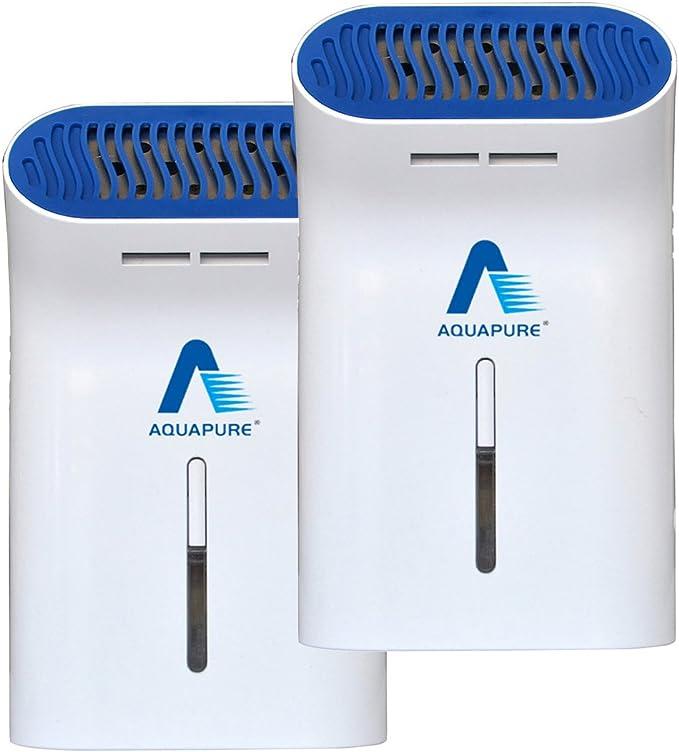 Ozono Purificador de aire, Bon Tech Super silencioso Mini ozono ...