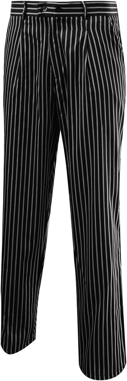 Chef Pantalons Cuisiner Unisex Taille Elastique Misemiya R/éf.845//846//847