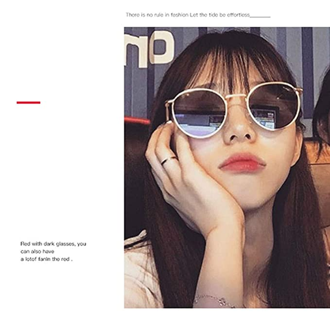 YONGYONG-sunglasses Gafas De Sol Versión Coreana De Las ...