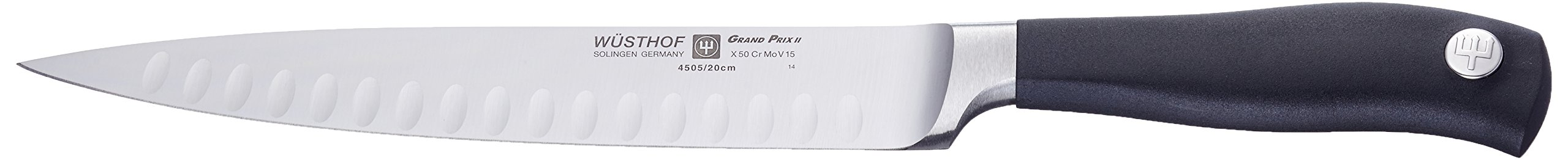 Wusthof Grand Prix II 8-Inch Hollow-Ground Carving Knife