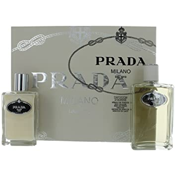 Amazon.com   Prada Infusion D Homme Gift Set for Men (Eau De ... 964f98b65e8