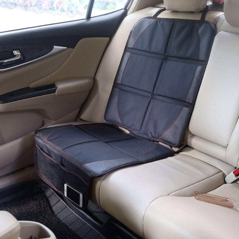 Oxford Cotton Luxury Leather Car Seat Predector Pets Auto Seat Predector Mat Improved Predection for Car Seat