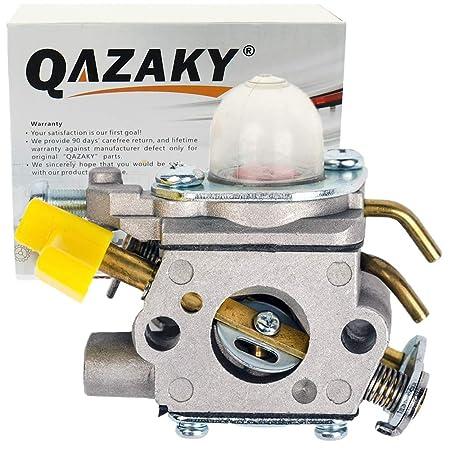 QAZAKY Reemplazo del carburador para Ryobi Homelite Zama C1U-H60 ...