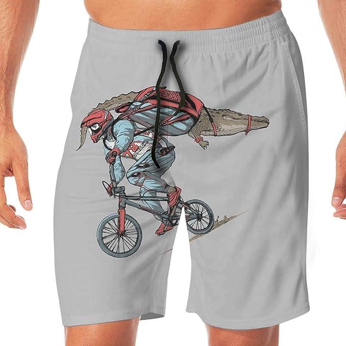 Amazon.com: Funny Cartoon - Bicicleta de motor, estilo ...