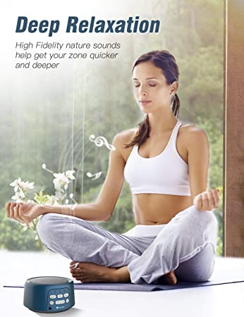 Amazon.com: Dreamegg - Máquinas de sonido portátiles para ...