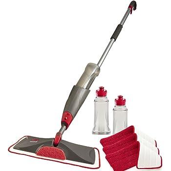 Amazon Com Rubbermaid Reveal Spray Mop Home Amp Kitchen