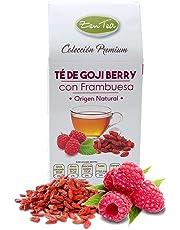 Zentea Té de Goji Berry con Frambuesa, 70 g (35 sobres de 2 g cada uno)