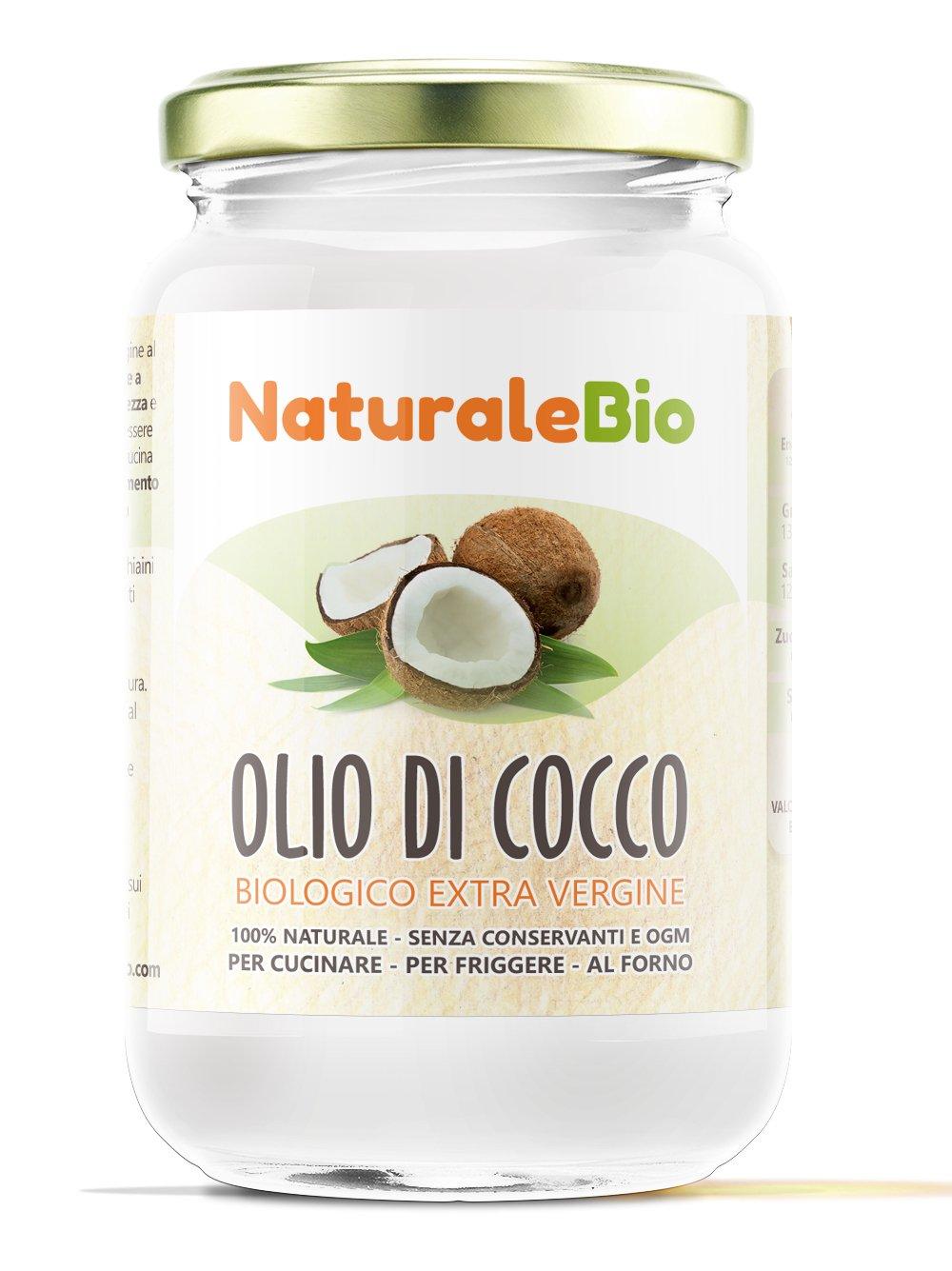 Aceite de coco extra virgen 500 ml