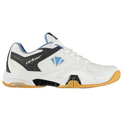 Carlton - Zapatillas de Voleibol de Material Sintético para Mujer: Amazon.es: Zapatos y complementos