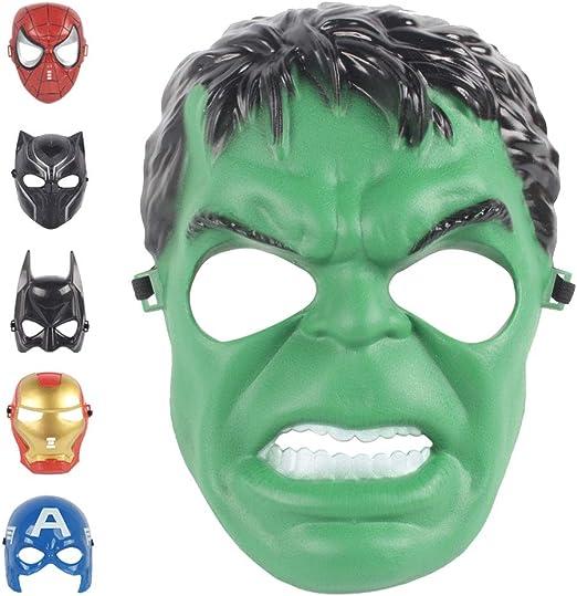 Avengers Hulk LED Mask Light Up Cosplay Custome Accs Party Christmas Mask