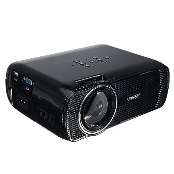U80 7000 LM Proyector Digital Proyector portátil HD 1080P ...