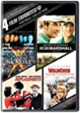 4 Film Favorites: Football  (We Are Marshall,Any Given Sunday: Director's Cut, The Replacements, Wildcats)