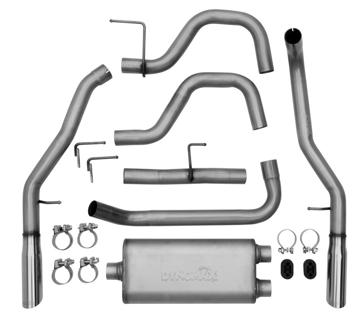 Dynomax 39450 Stainless Steel Exhaust System