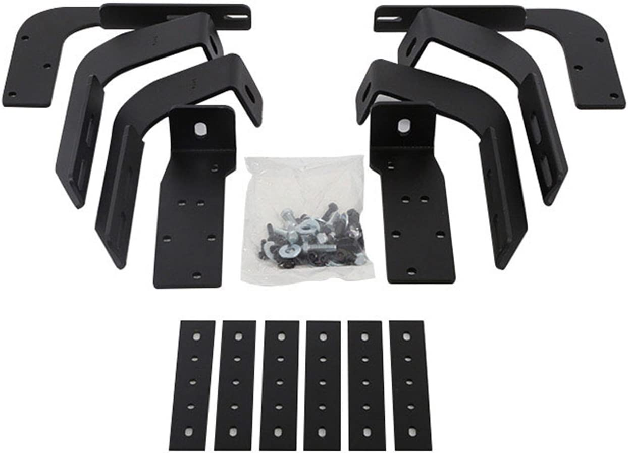 Dee Zee DZ15335 Rough Step Mounting Bracket Kit DZ 15335