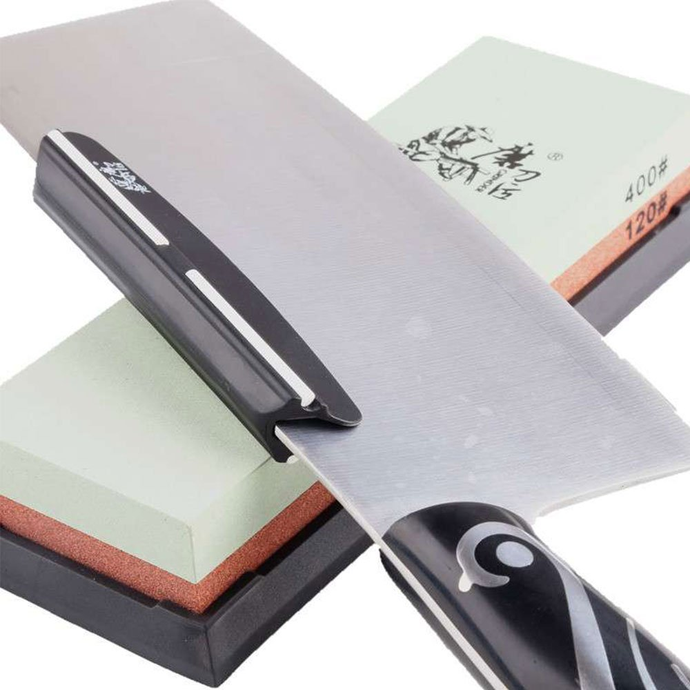VANKER Knife Sharpener Fixed Angle Grinding Clamp For Whetstone Sharpening Guide Tool by Vanker (Image #7)