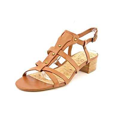 0c81247f4215 Sam Edelman Angela Open Toe Slingback Sandals Shoes New Display   Amazon.co.uk  Shoes   Bags