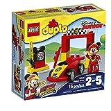 LEGO DUPLO Brand Disney Mickey Racer Building Kit, 15 Piece