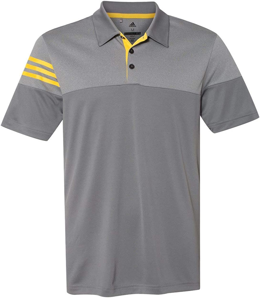 adidas Mens Moisture-Wicking Lightweight Polo: Clothing