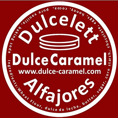 Amazon.com : Traditional Artisan Alfajores - 1 dozen box (Dulce de Leche) : Gourmet Chocolate Gifts : Grocery & Gourmet Food