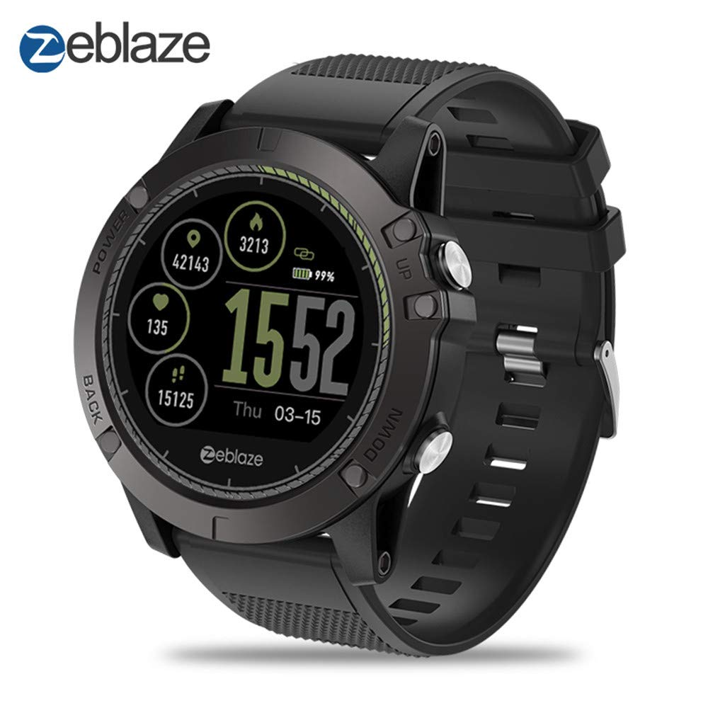 Mode Fitness Tracker | zeblaze Vibe 3 HR Smartwatch Teléfono ...