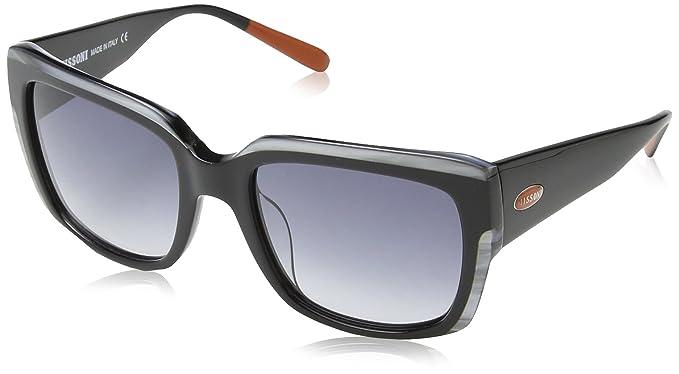 Missoni Damen MI817S Rechteckig Sonnenbrille, Gr. One Size, Black