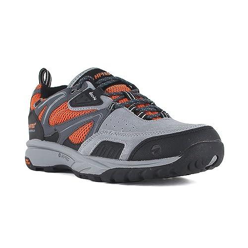 0c3fb1d58010e HITEC Razor Low WP Hi-Tec Hombre Gris 42  Amazon.es  Zapatos y complementos