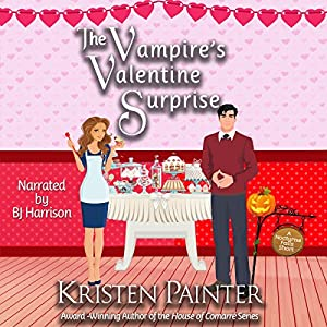 The Vampire's Valentine Surprise Audiobook