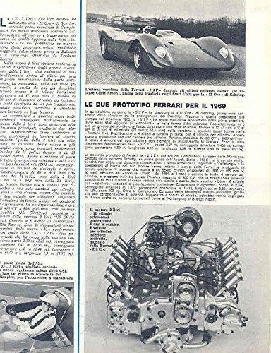 1969 Ferrari - 1