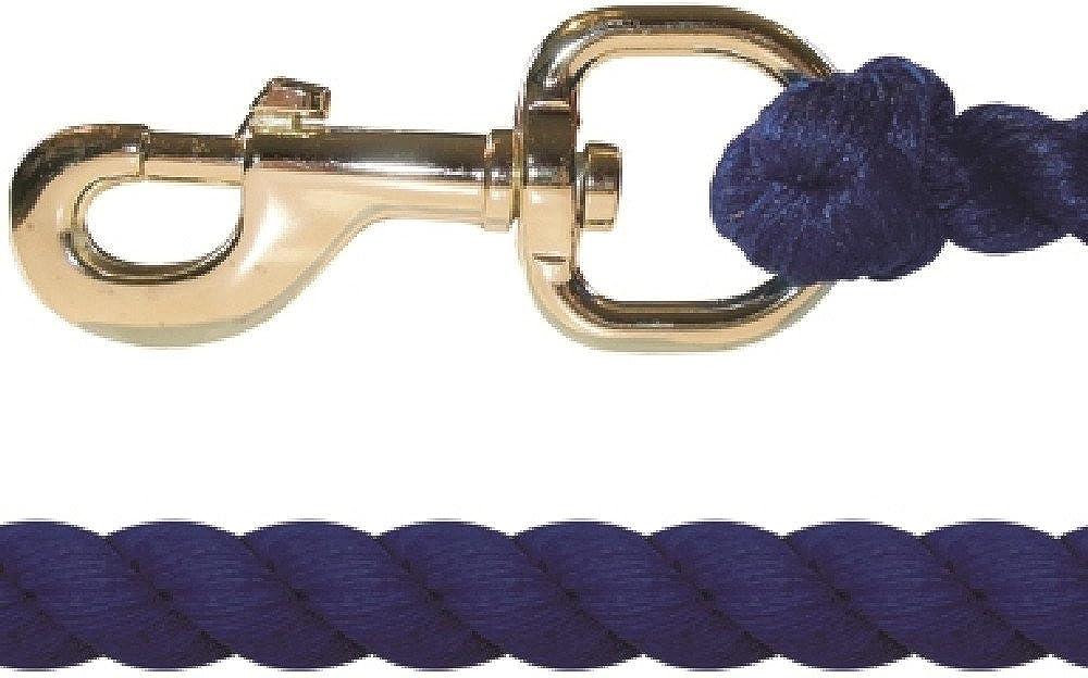 JHL - Soga de guía de algodón (Talla Única) (Azul): Amazon.es ...