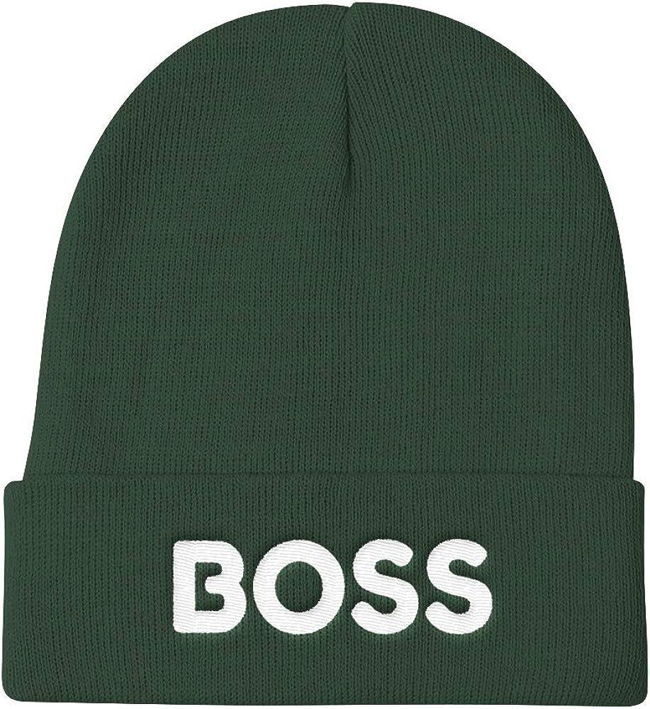 Boss Knit Beanie