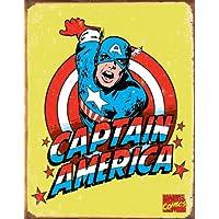 4SGM TSN1440 Capitán América Retro