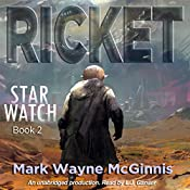 Ricket: Star Watch, Book 2 | Mark Wayne McGinnis