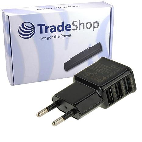 Mini 3 Compartimento de toma de corriente múltiple USB ...