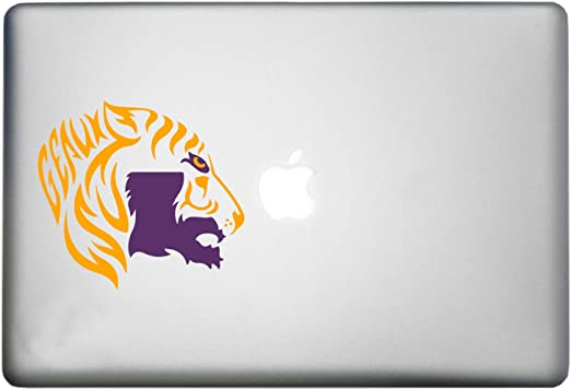 ever popular really cheap aliexpress Amazon.com: Unofficial LSU Mike The Tiger Sticker Décor Decal is a ...