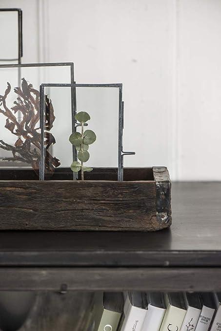 """IB laursen madera bandeja /""""caja/"""" unika 35 cm única retención Box"""